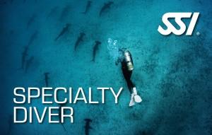 Specialty Diver
